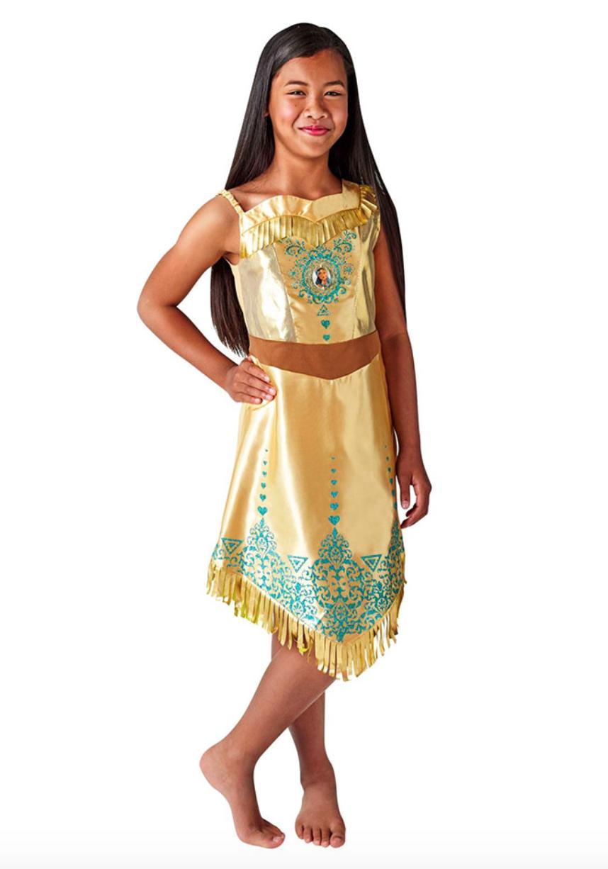 Skærmbillede 2018 12 12 kl. 10.19.52 - Disney prinsesse kostume til børn