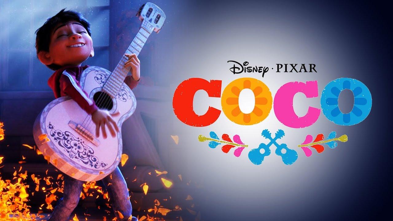 disney pixar coco, coco disney, disney film 2018, de dødes dag disney, disney pixar film, alletiders disney