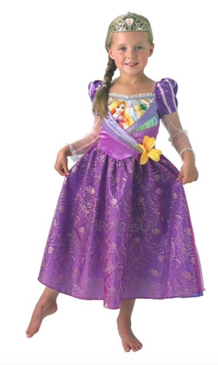 Skærmbillede 2018 08 27 kl. 10.30.45 - Disney prinsesse kostume til børn