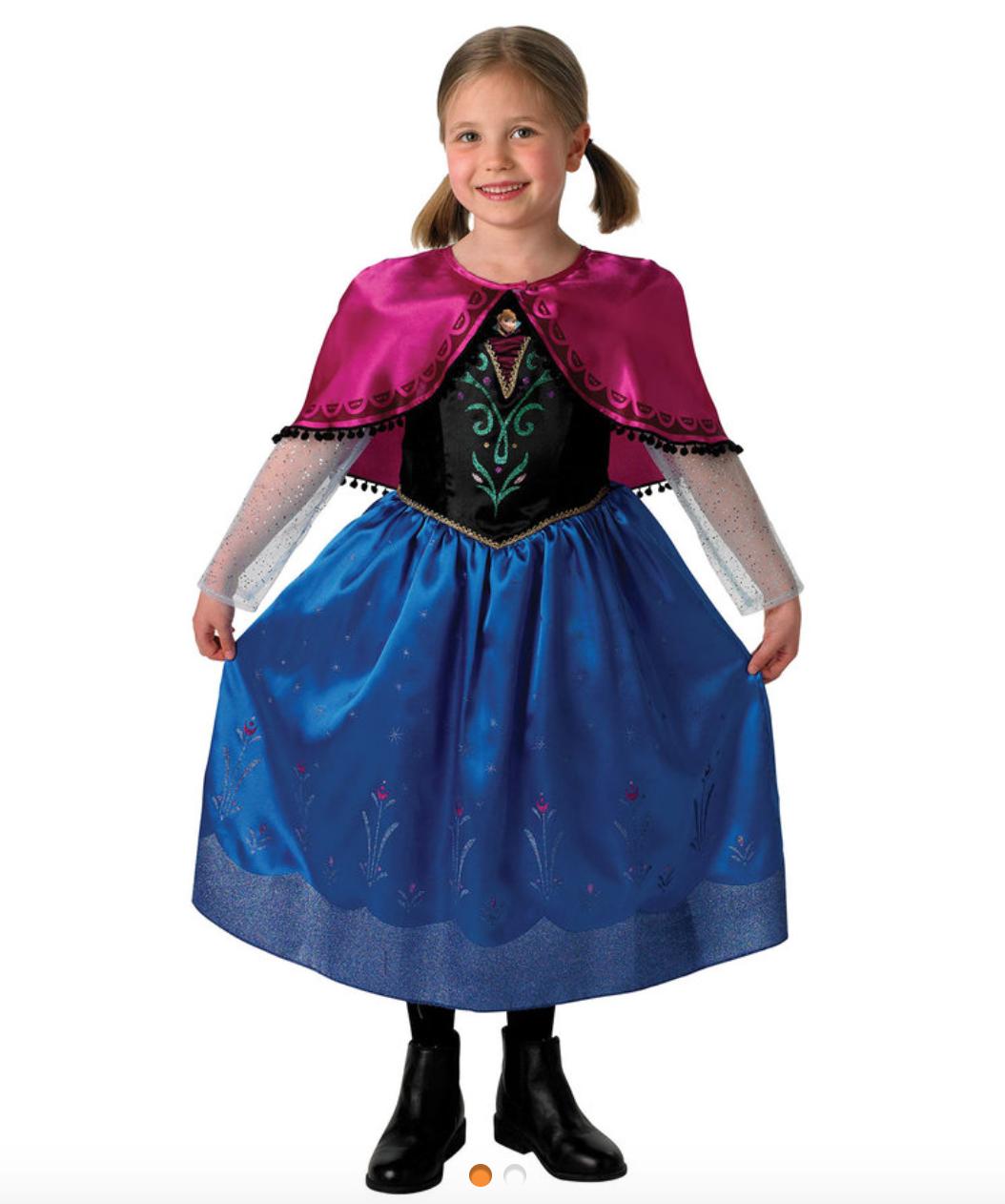Skærmbillede 2018 09 30 kl. 12.37.22 - Disney prinsesse kostume til børn