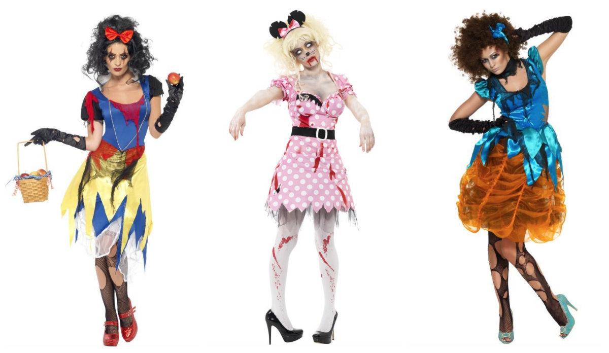Disney kostume til halloween