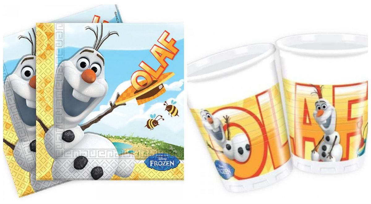 collage - Olaf fødselsdag