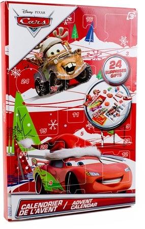 Disney cars julekalender med legetøj - Disney julekalender 2020