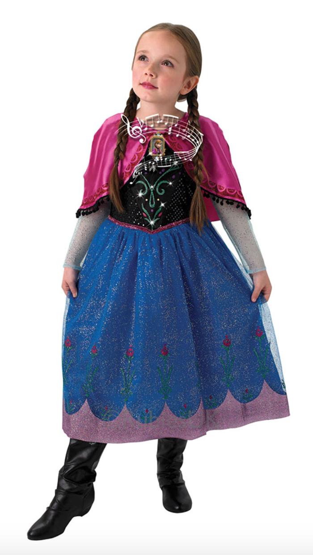 Skærmbillede 2018 12 10 kl. 19.40.16 - Disney prinsesse kostume til børn