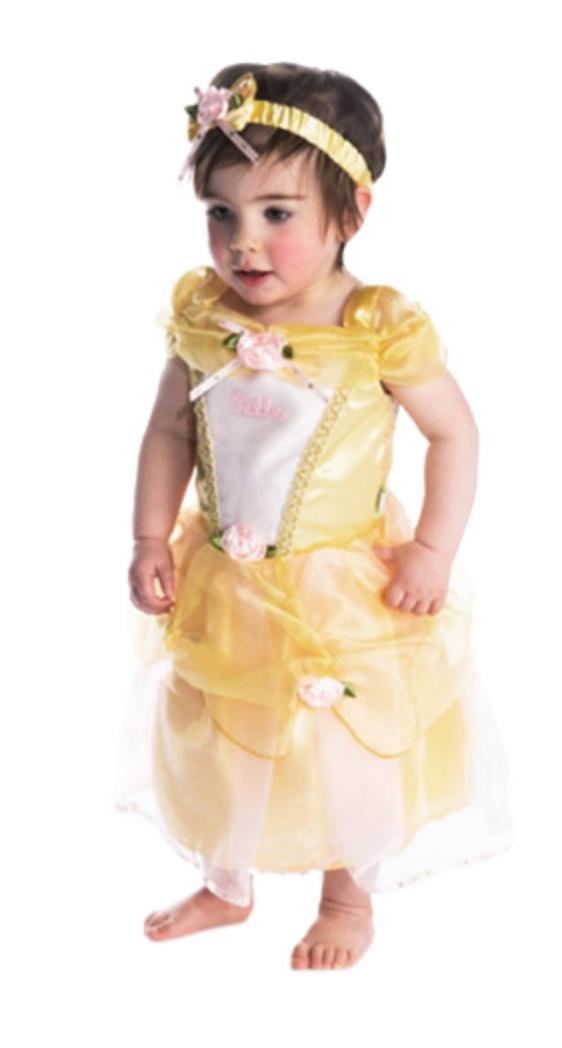 Skærmbillede 2018 12 10 kl. 21.53.32 - Disney prinsesse kostume til børn