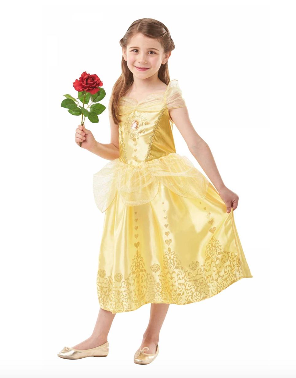 Skærmbillede 2018 12 10 kl. 21.55.56 - Disney prinsesse kostume til børn