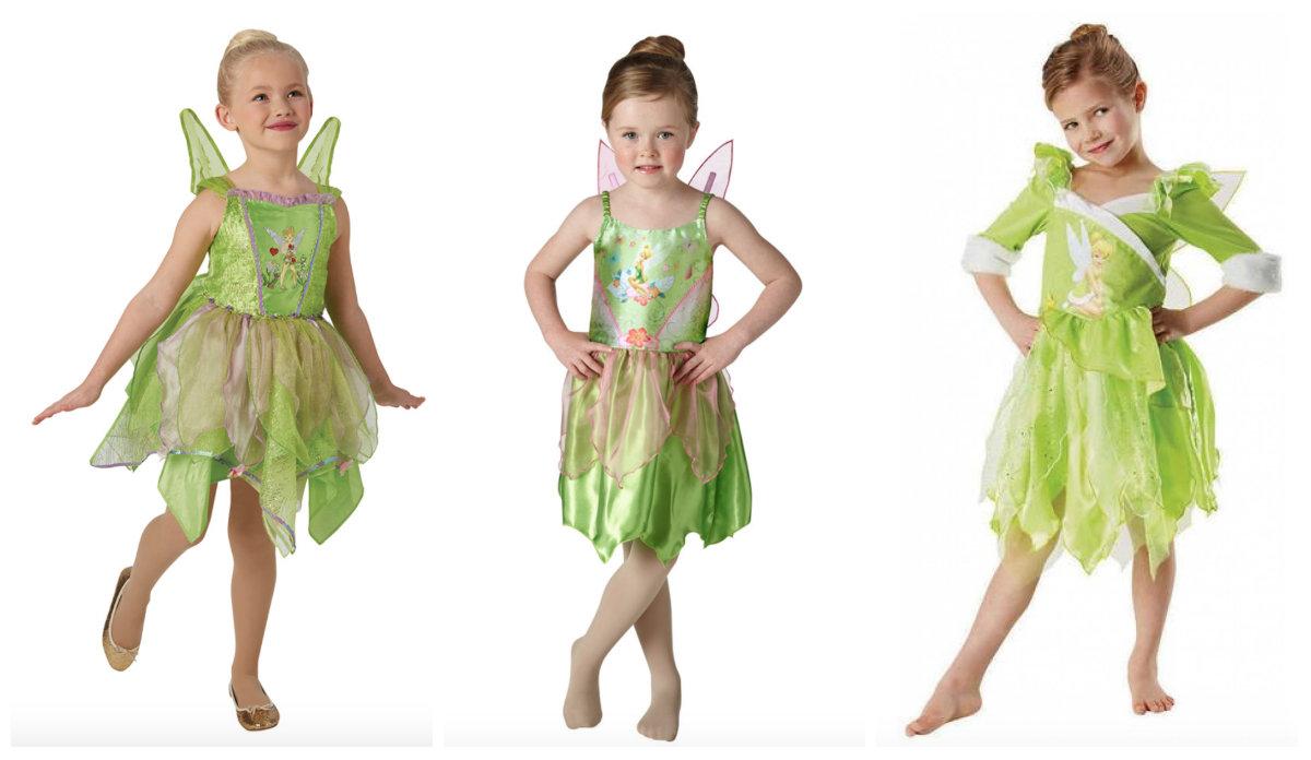 Klokkeblomst kostume til børn