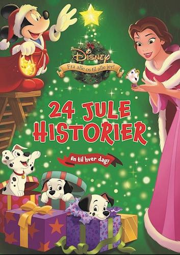 disney julekalender 2019 - Disney julebøger