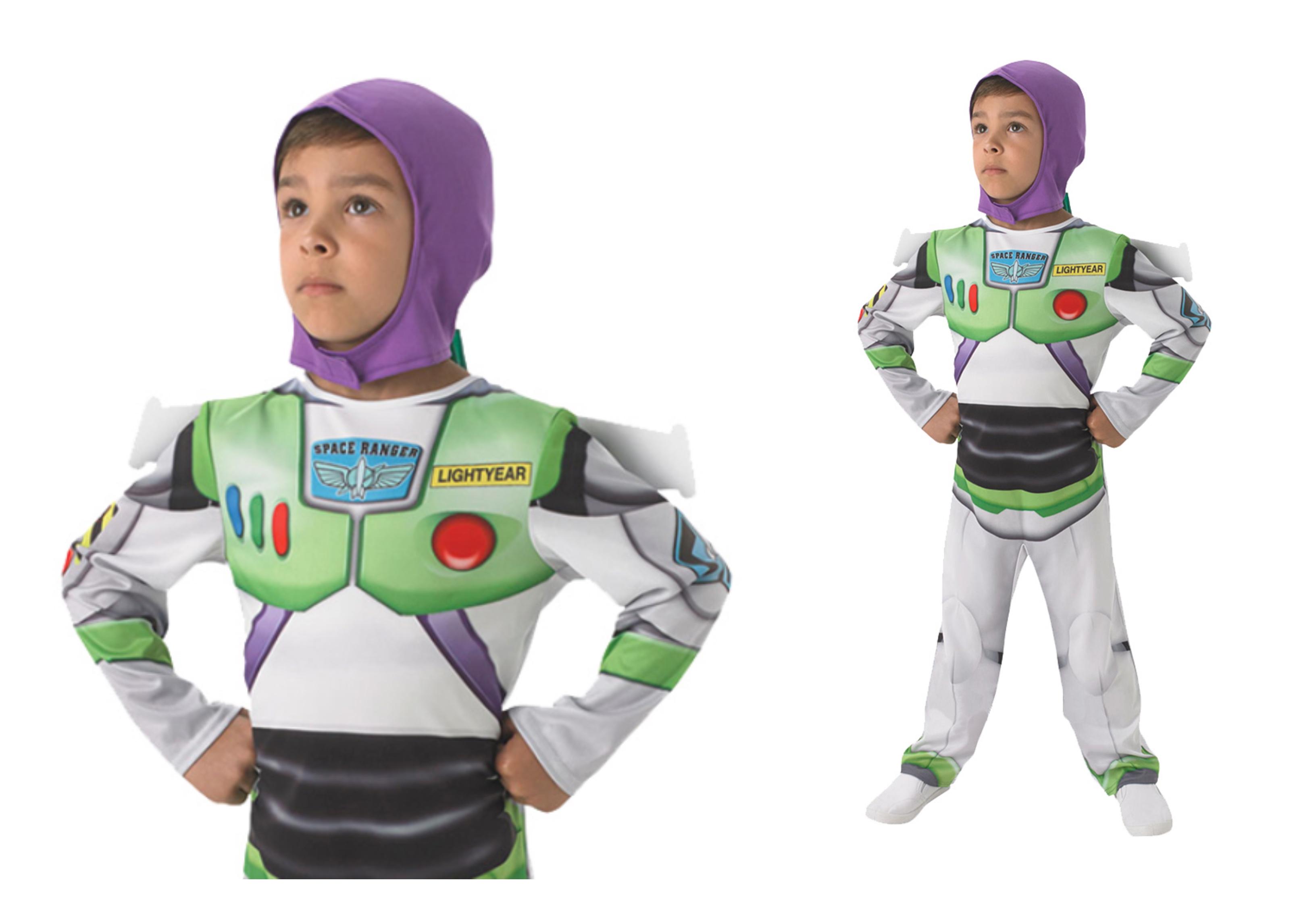 BUZZ LIGHTYEAR kostume - Toy Story børnekostumer