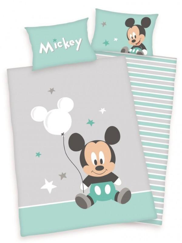 Disney junior sengetøj - Mickey Mouse sengetøj