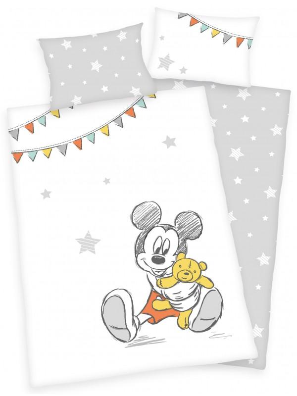 Disney sengetøj med Mickey Mouse motiv - Mickey Mouse sengetøj
