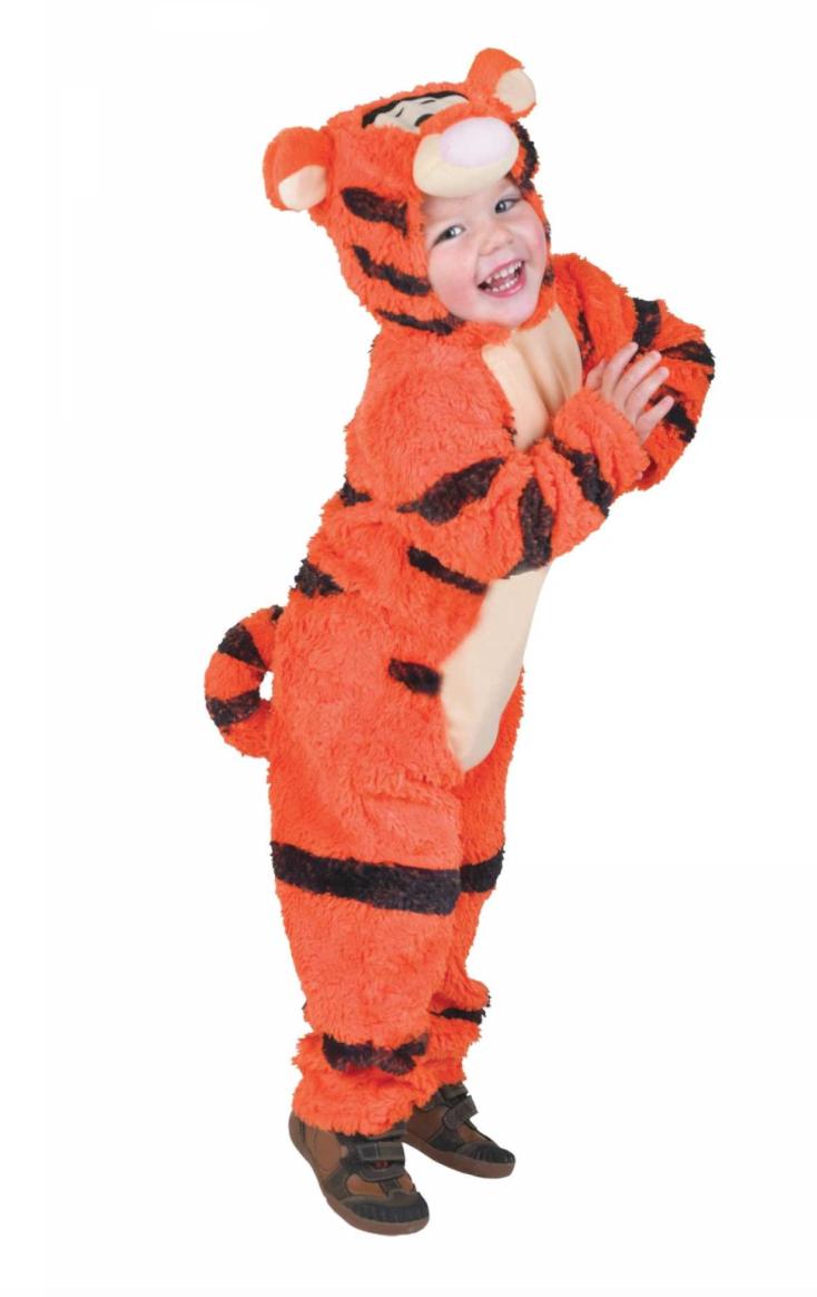 Skærmbillede 2019 01 31 kl. 21.27.23 - Peter Plys kostume til baby