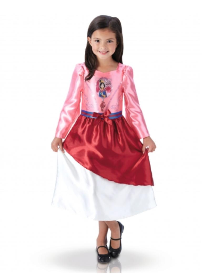 Skærmbillede 2019 05 07 kl. 14.08.59 - Mulan kostume til børn