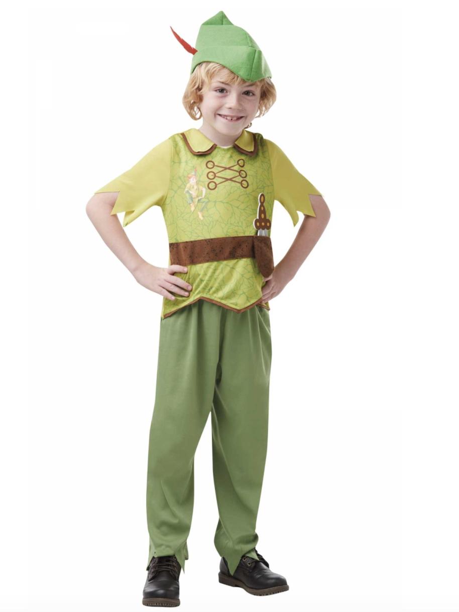Skærmbillede 2019 05 07 kl. 15.19.16 - Peter Pan kostume til børn