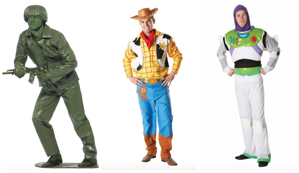 Toy Story kostume til voksne