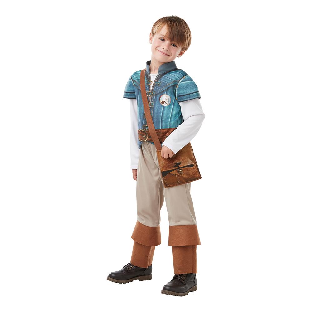 disney flynn rider børnekostume - Rapunzel kostume til børn