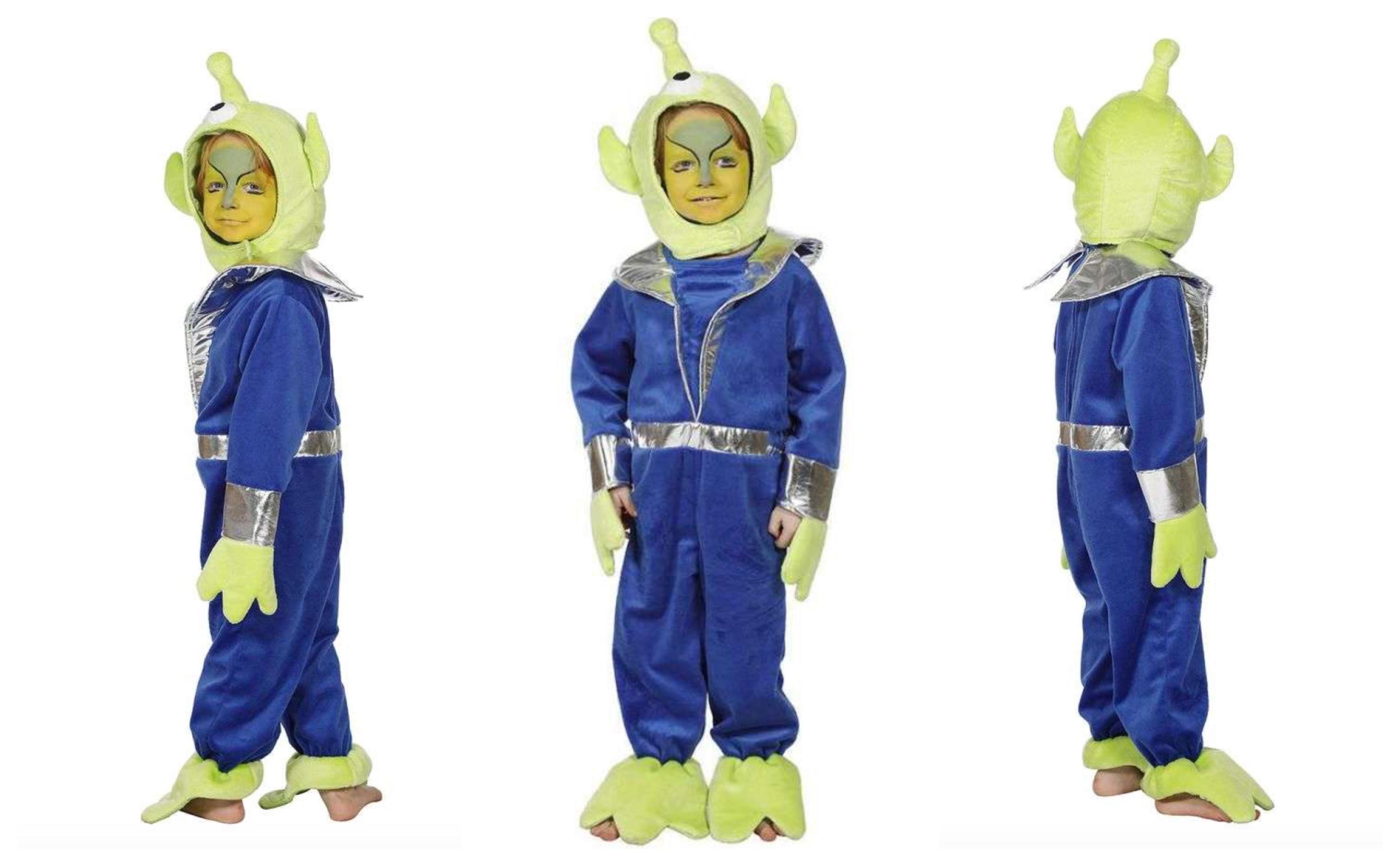 toy story alien BØRNEKOSTUME - Toy Story børnekostumer