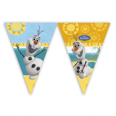 Olaf flag banner - Olaf fødselsdag