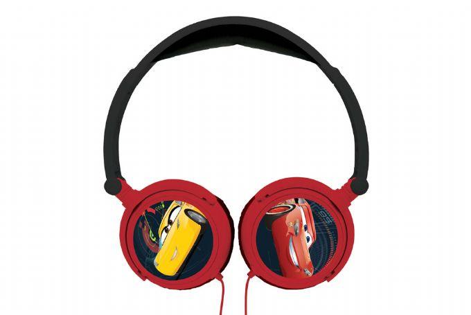 Cars høretelefoner - Cars høretelefoner til børn