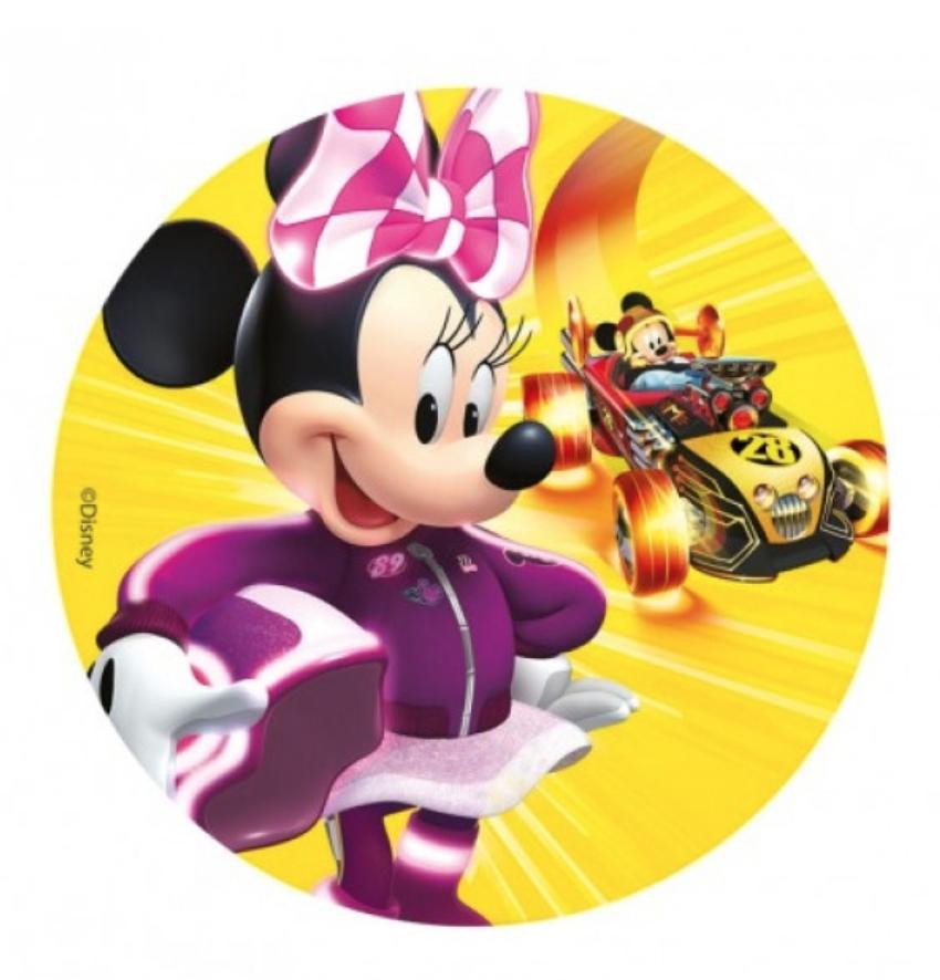 Skærmbillede 2019 10 18 kl. 23.27.42 - Nem Minnie Mouse kage med Minnie Mouse kageprint