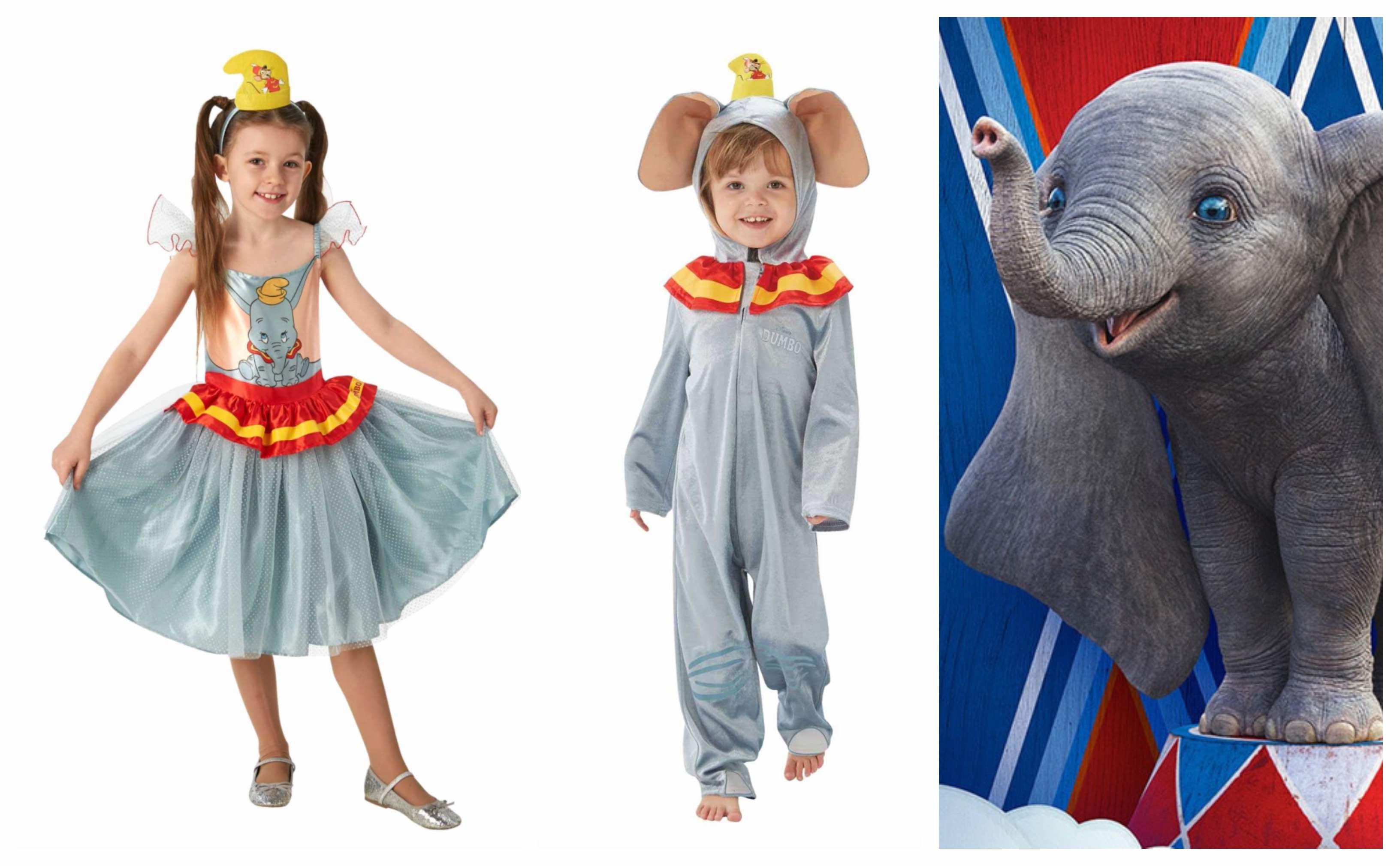 dumbo kostume til børn, dumbo udklædning til børn, dumbo kostumer, dumbo kjole til børn, dumbo heldragt til børn, dumbo børnekostumer, disney kostume til børn, disney heldragt til børn, disney kjoler til børn