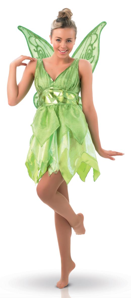 klokkeblomst kostume til voksne - Klokkeblomst kostume til voksne