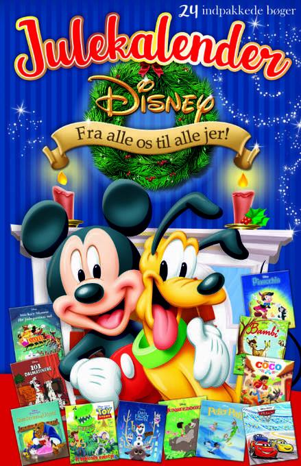 Disney julekalender 2020 - Disney julekalender 2021