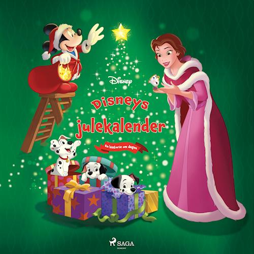 Disney julekalender lydbog - Disney julekalender 2021