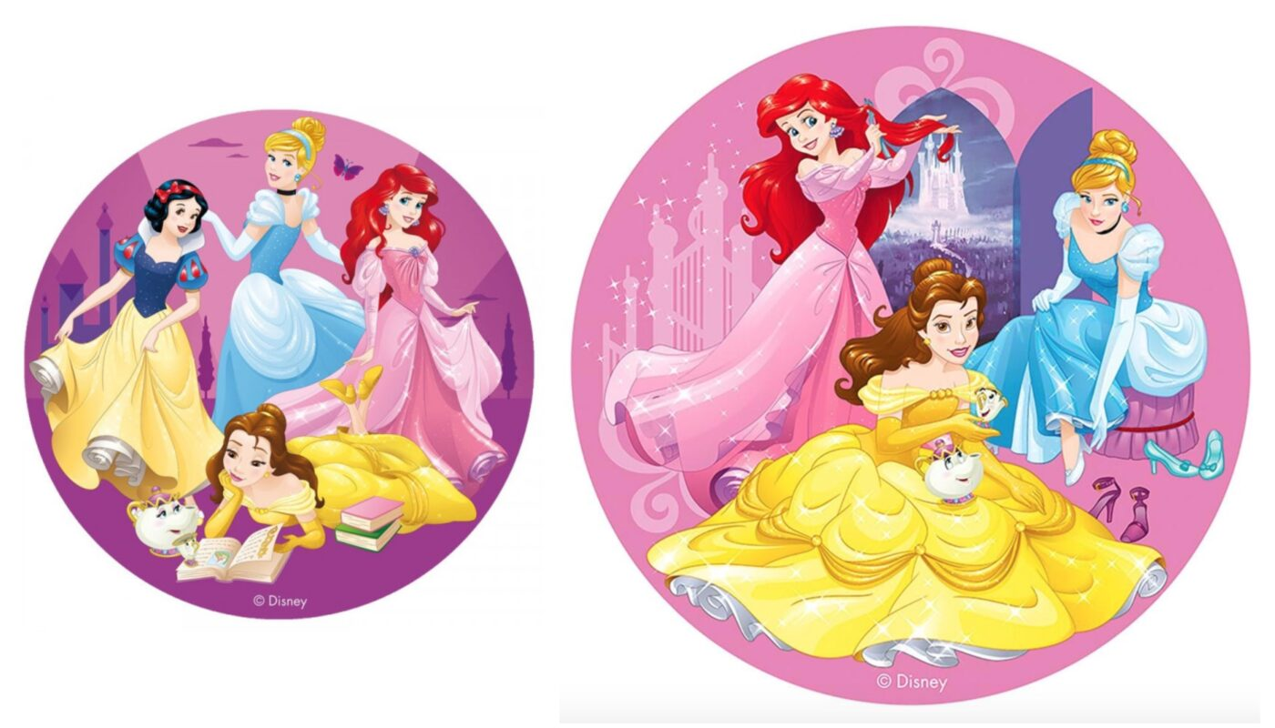 disney prinsesser kageprint, disney prinsesser sukkerprint, disney prinsesser spiseligt papir, disney prinsesser kagepynt, disney kageprint, disney sukkerprint, alletiders disney