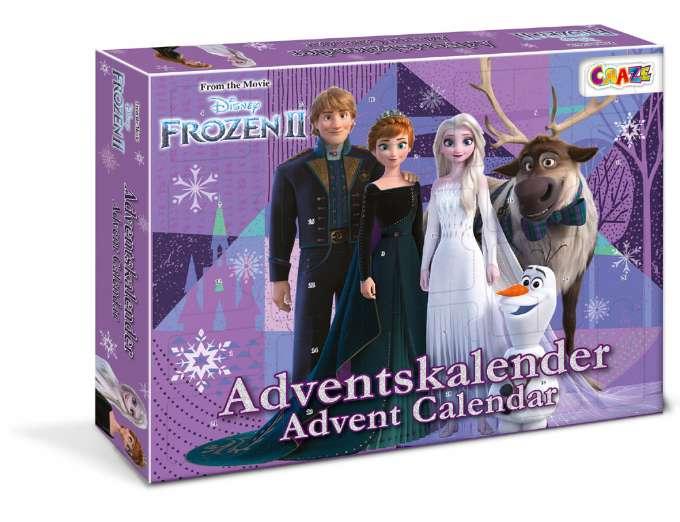 Frost 2 julekalender 2020 - Disney julekalender 2020