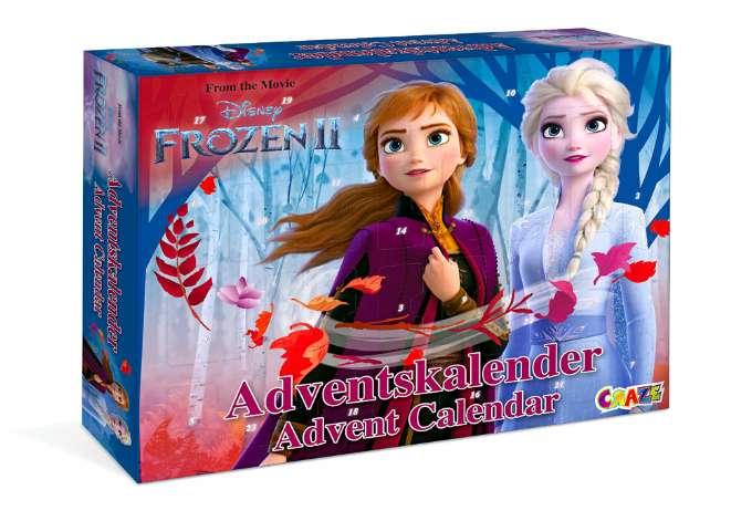 Frost julekalender 2020 - Disney julekalender 2020