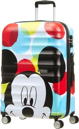 Mickey Mouse trolley - Mickey Mouse kuffert