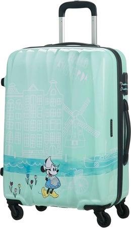 Minnie mouse rejsekuffert mellem størrelse - Minnie Mouse kuffert