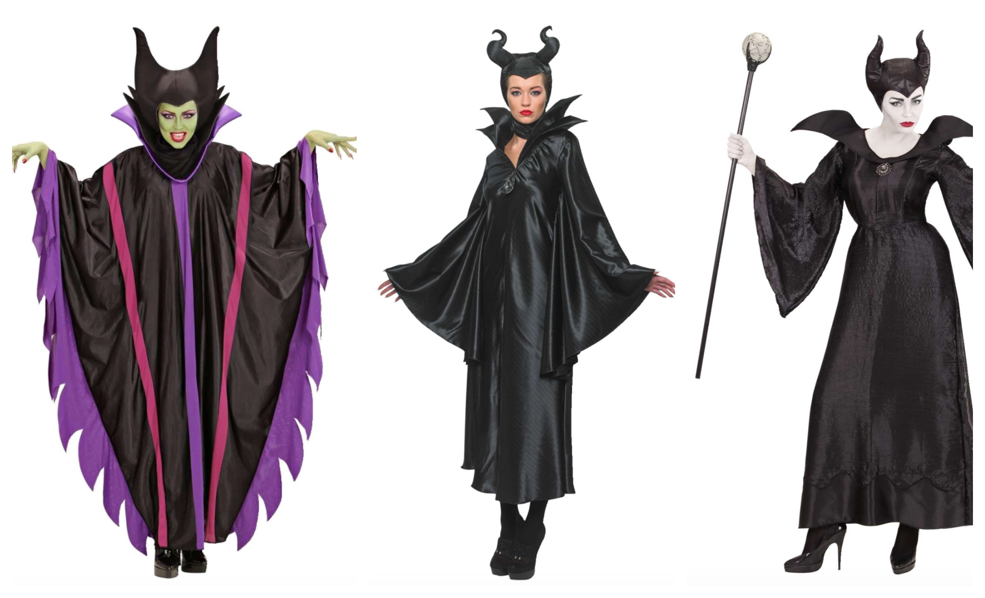 Maleficent kostume til voksne