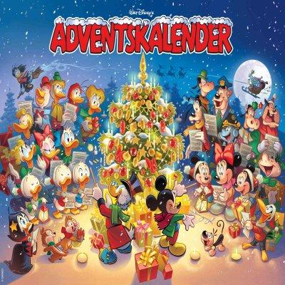 Disney Adventskalender - Disney julebøger