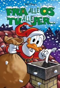 Disneys Juleklassikere 27 Fra alle os til alle jer 205x300 - Disney julebøger
