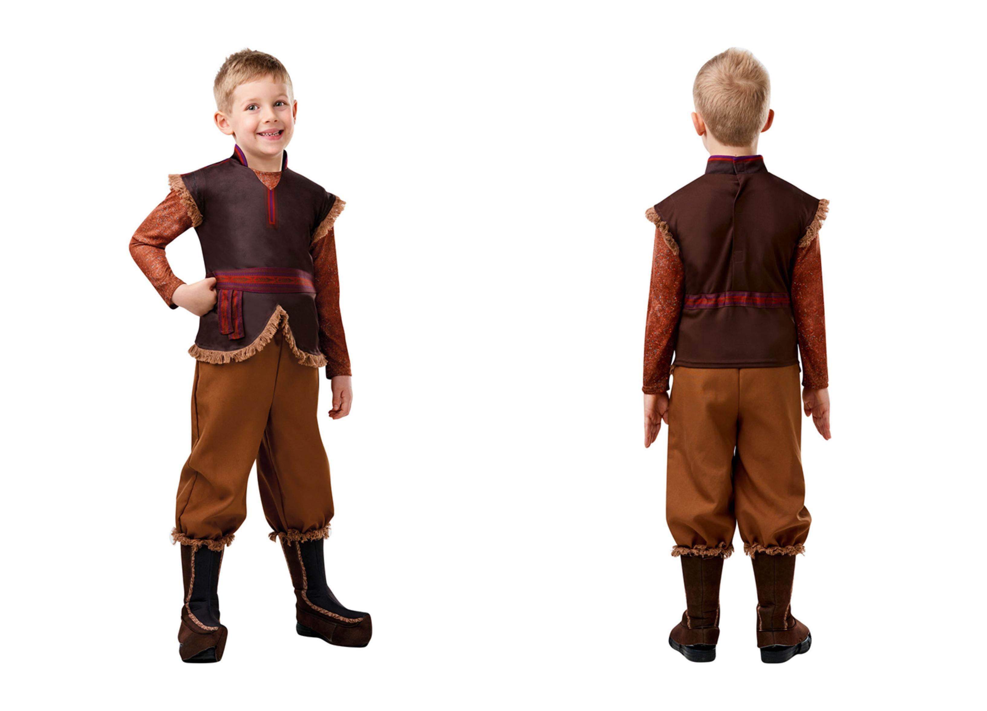 Frost 2 kristoffer kostume til børn - Frost 2 børnekostumer