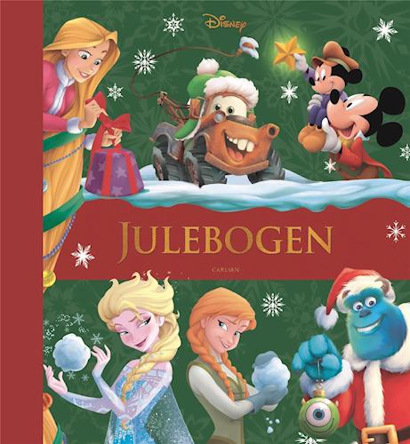 Julebogen hos Disney - Disney julebøger