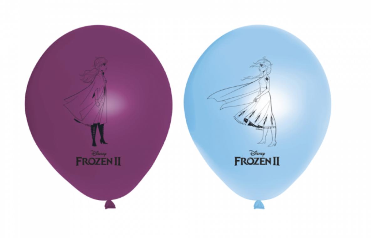 frost 2 balloner - Frost 2 fødselsdag