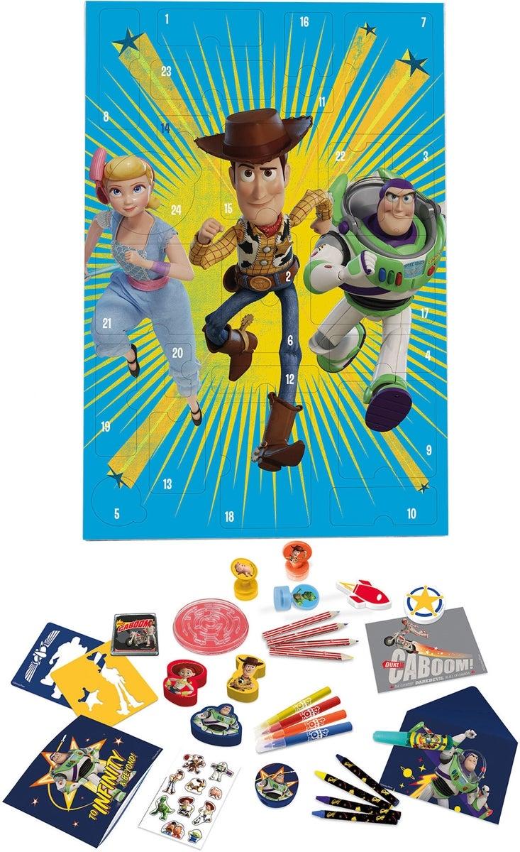 toy story julekalender - Toy Story 4 julekalender