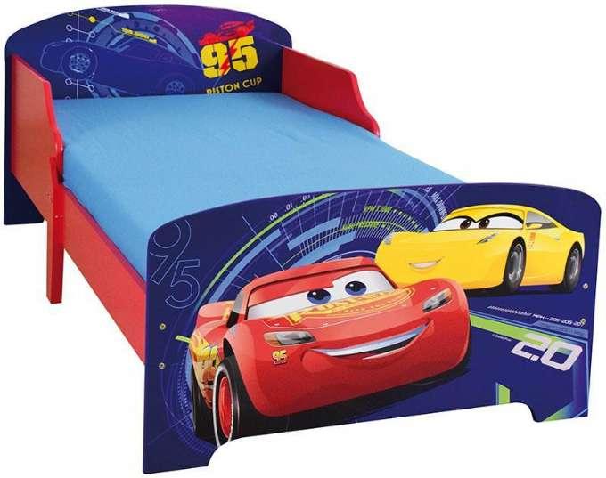 Cars juniorseng 1 - Mcqueen juniorseng - Cars seng de mindste