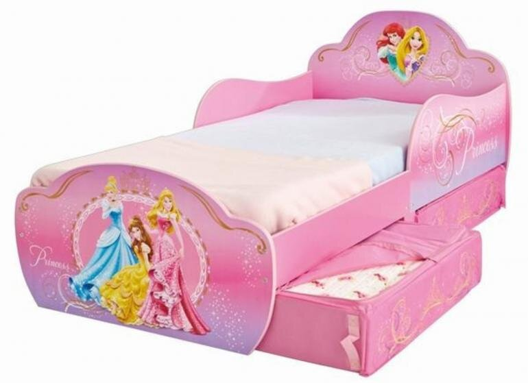 Disney princess pigeseng - Disney prinsesser juniorseng