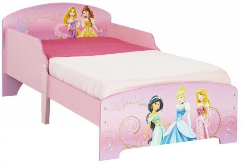 Disney prinsesse seng - Disney prinsesser juniorseng