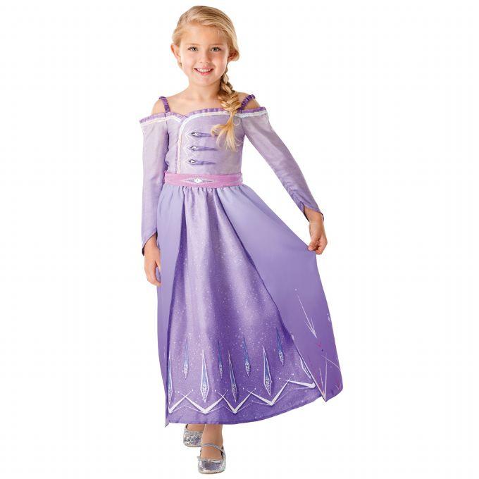 Frost 2 Elsa lilla kjole - Disney prinsesse kostume til børn
