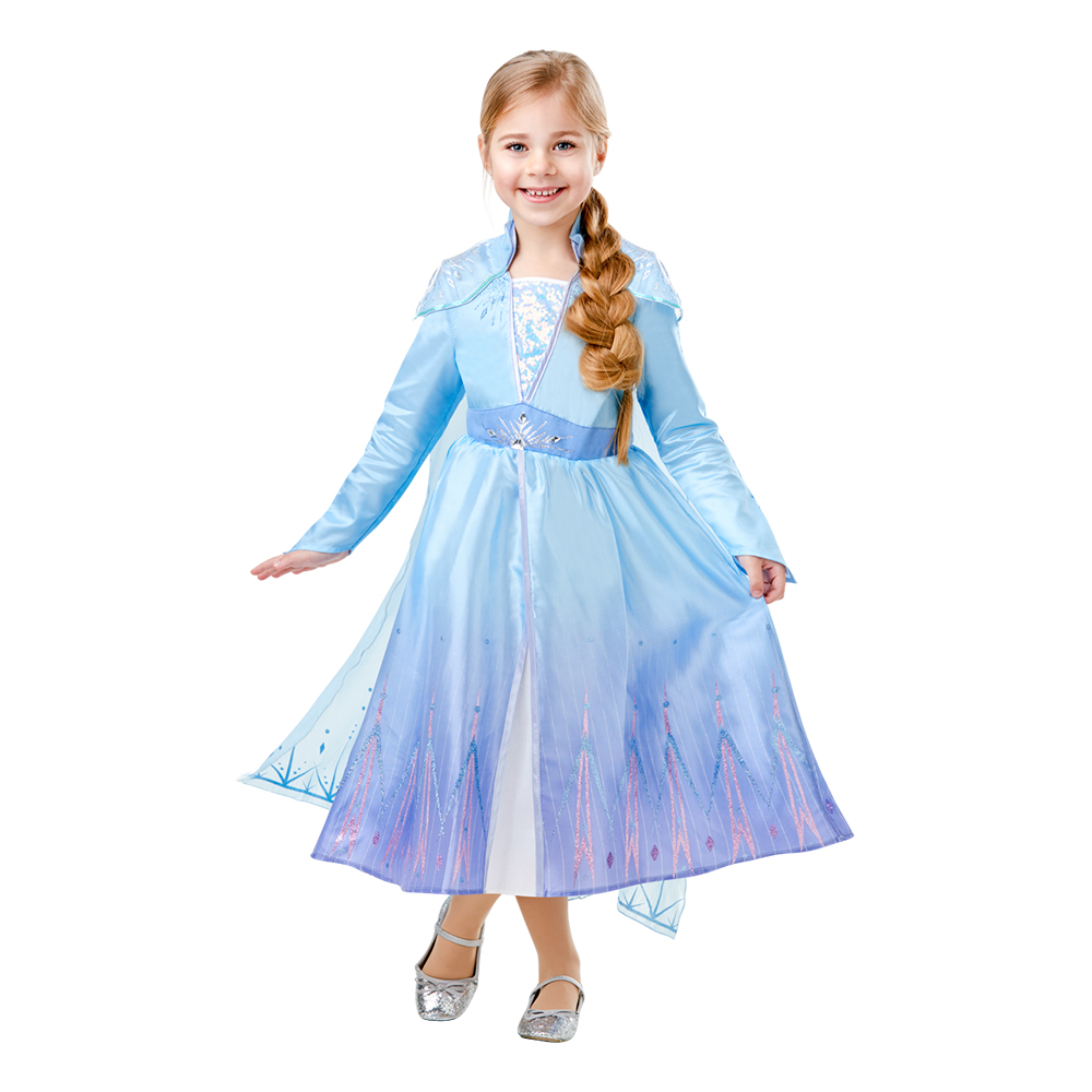 Frost 2 børnekostume - Disney prinsesse kostume til børn