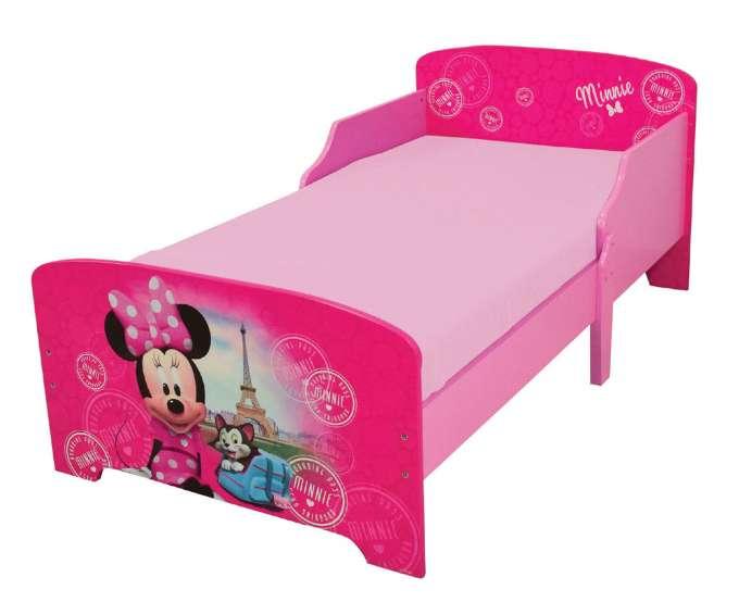 Minnie Mouse juniorseng uden madras - Minnie Mouse juniorseng