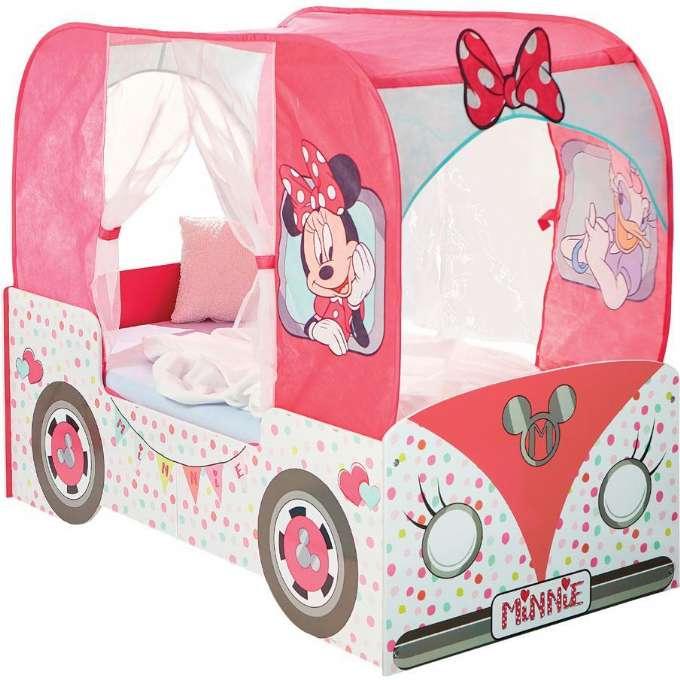 Minnie Mouse seng uden madras - Minnie Mouse juniorseng