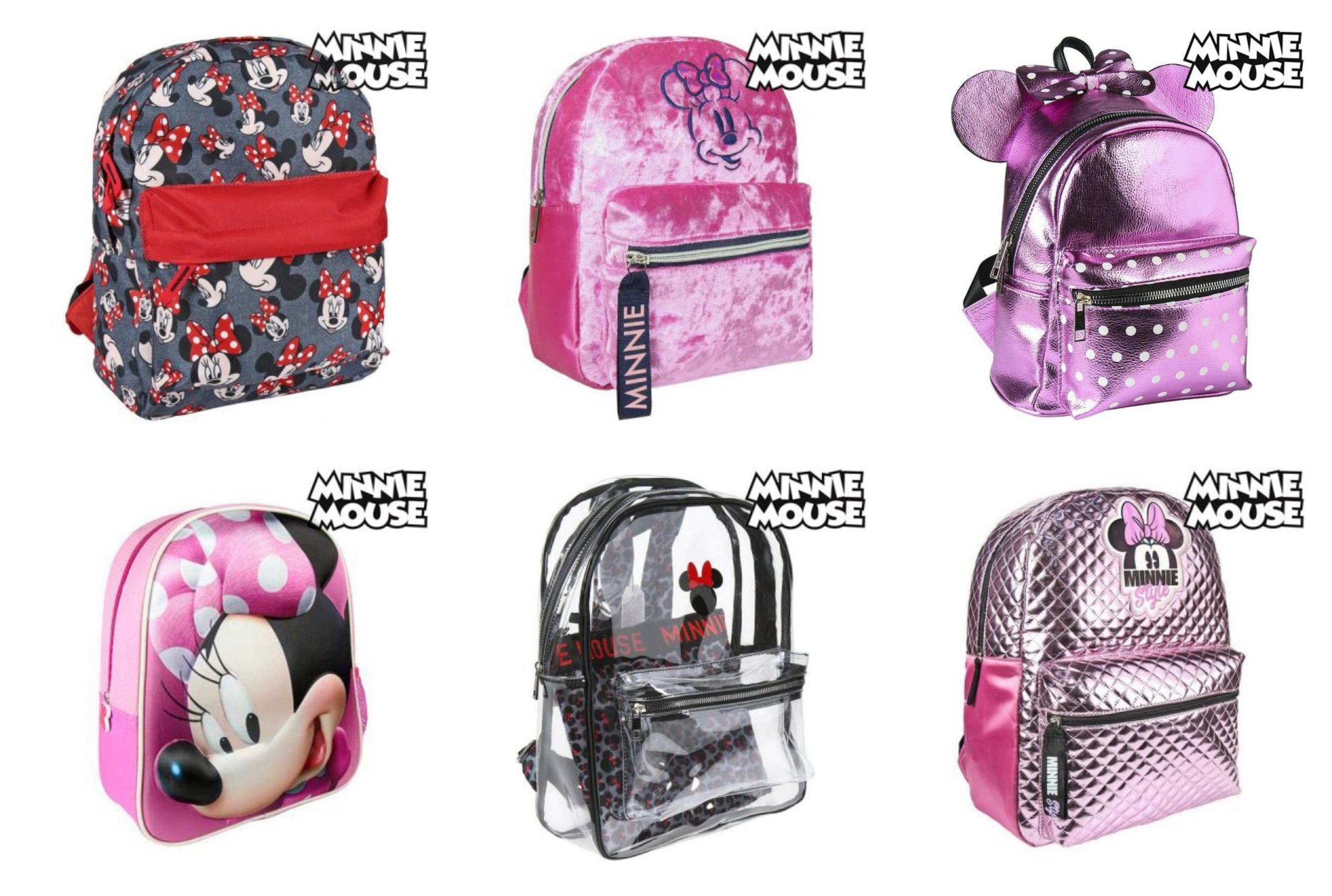 Minnie Mouse tasker til børn - Minnie Mouse rygsæk