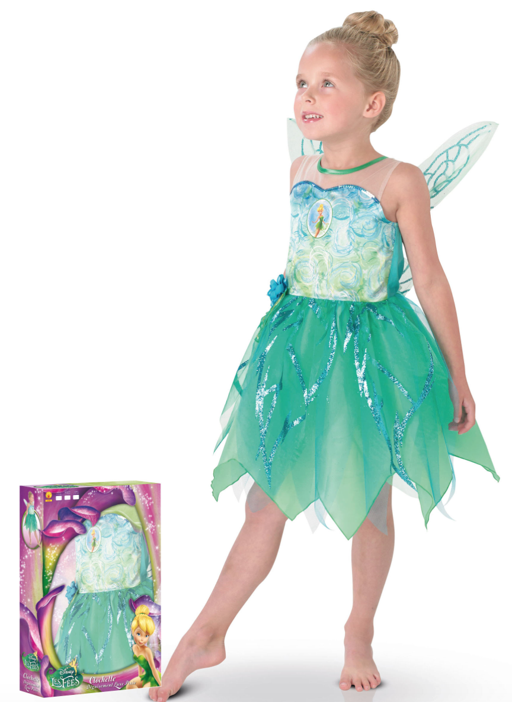 klokkeblomst kostume til børn - Klokkeblomst kostume til børn