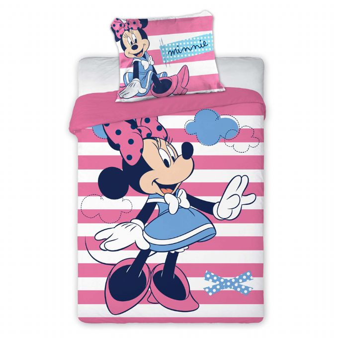 Disney junior sengetøj - Minnie Mouse sengetøj